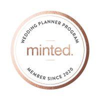 Wedding Planner Program Badge