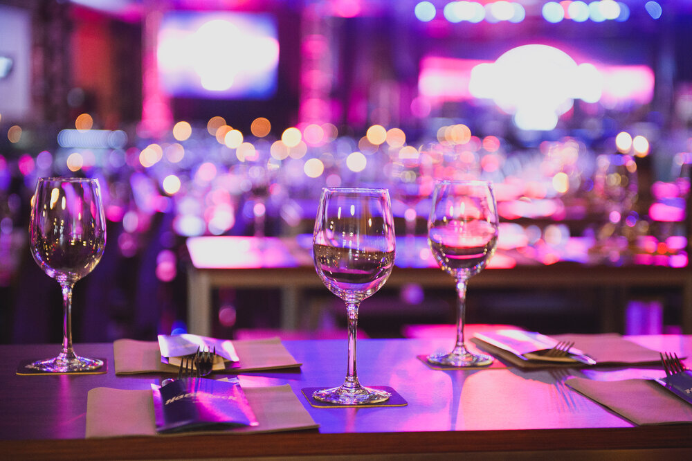 Corporate and Private Event Services