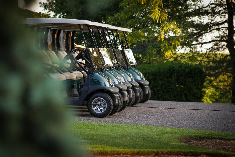 Golf Tournament Services
